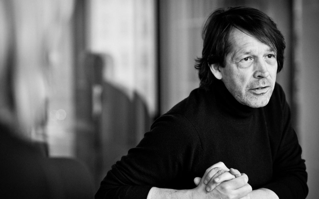 Interview: Peter Saville