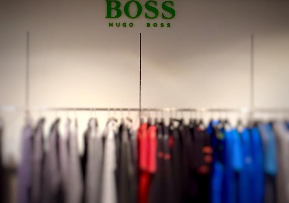 NEW LABEL: HUGO BOSS GREEN