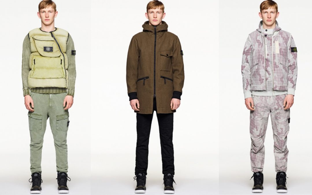 Stone Island AW '017 '018_Collection Video